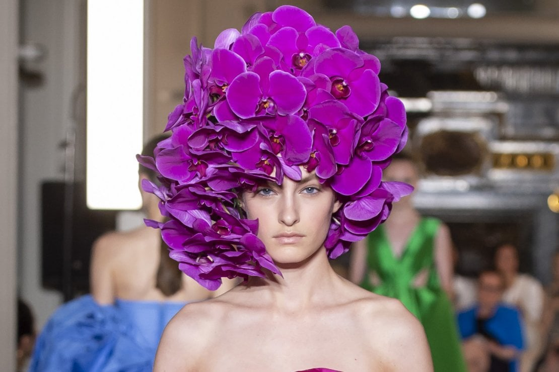 """Frutta e piante per capelli """"affamati"""". Il green invade anche l'hair care"""