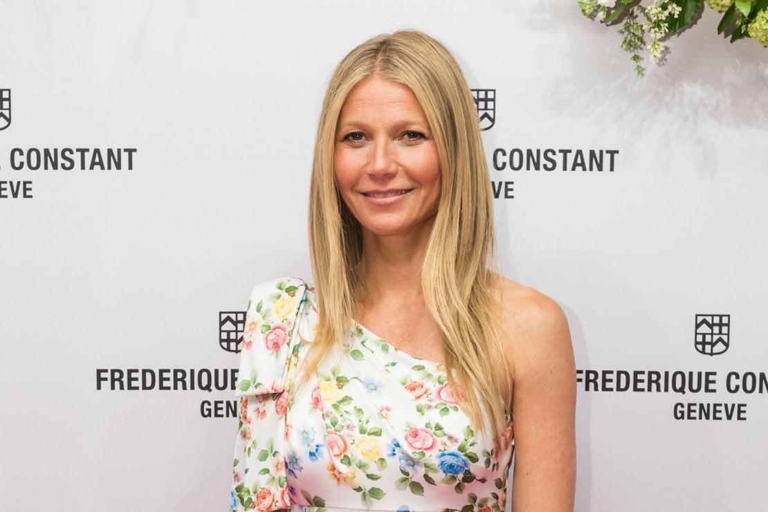 ''Mi chiamo Gwyneth Paltrow, ho 46 anni e sono in perimenopausa''