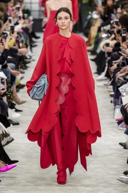 20 cappotti rossi per un inverno elegante e glam