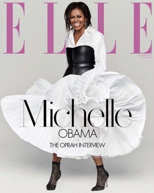 ''Becoming: la mia storia'': Michelle Obama in copertina