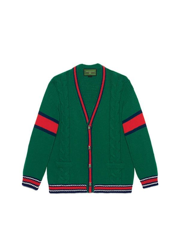 Cardigan, Gucci