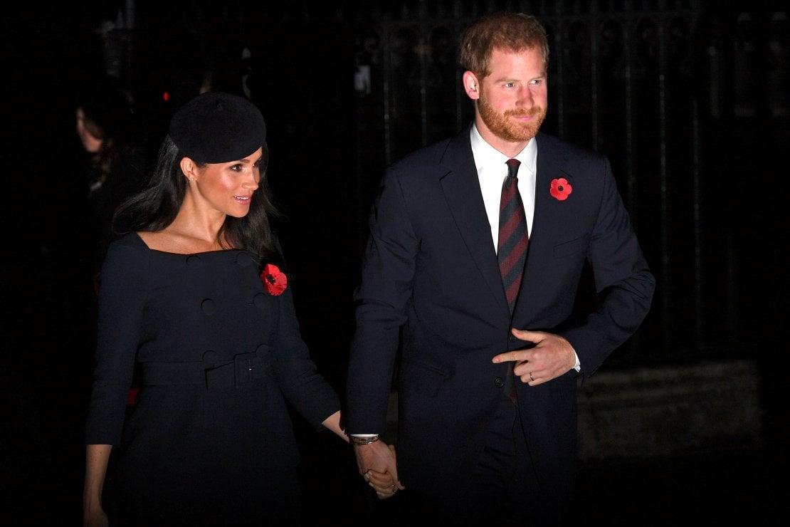 Il principe Harry e Meghan Markle hanno una casa di campagna 'segreta'. E assumono le interior designers dei Clooney