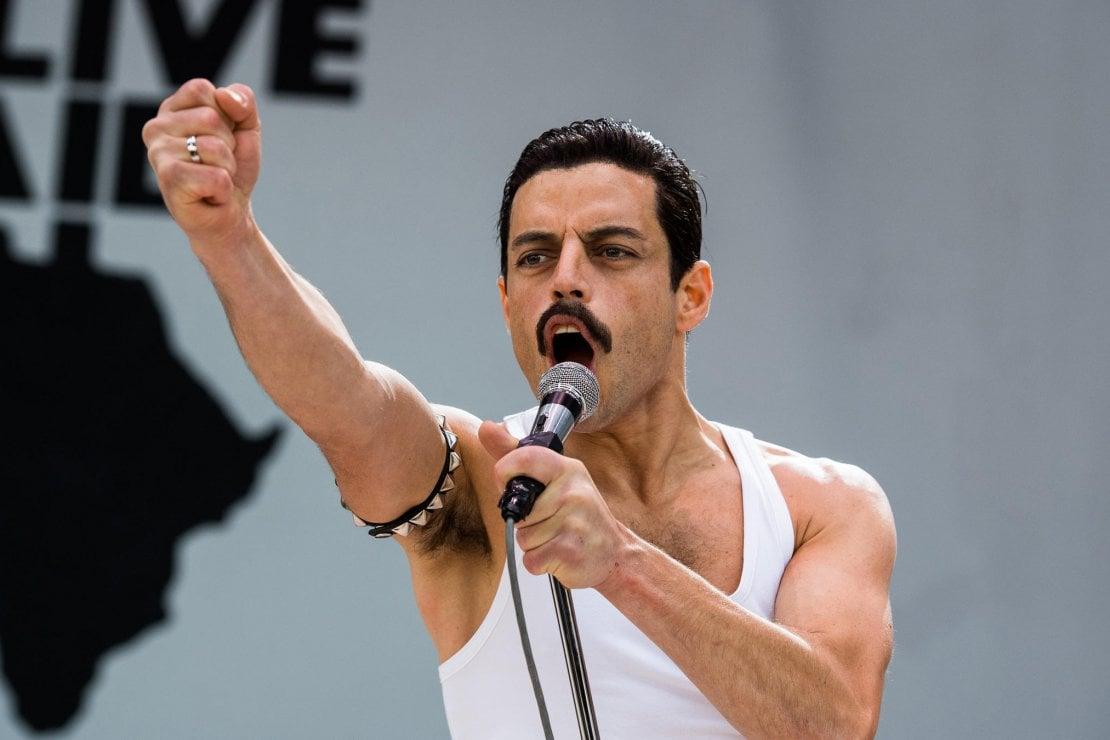 Bohemian Rhapsody: da domani al Rossini il biopic dei Queen