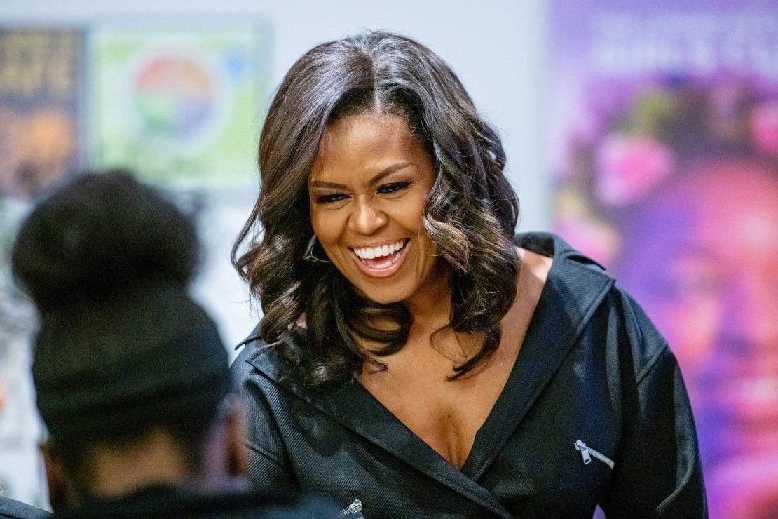 Michelle Obama consiglia Meghan Markle: ''Non avere fretta, prenditi il tuo tempo''