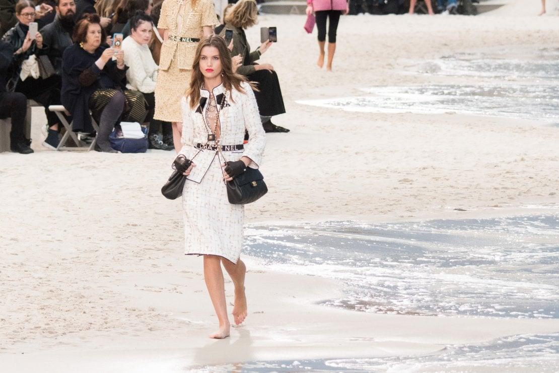 Chanel dice addio alle pelli esotiche  nelle prossime collezioni niente più  coccodrillo f953ac2baba