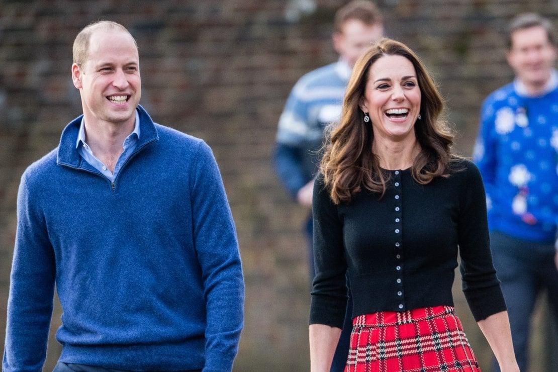 Operazione sorriso: contro i gossip sui royals entra in gioco Kensington Palace che anticipa il Natale con Kate e William