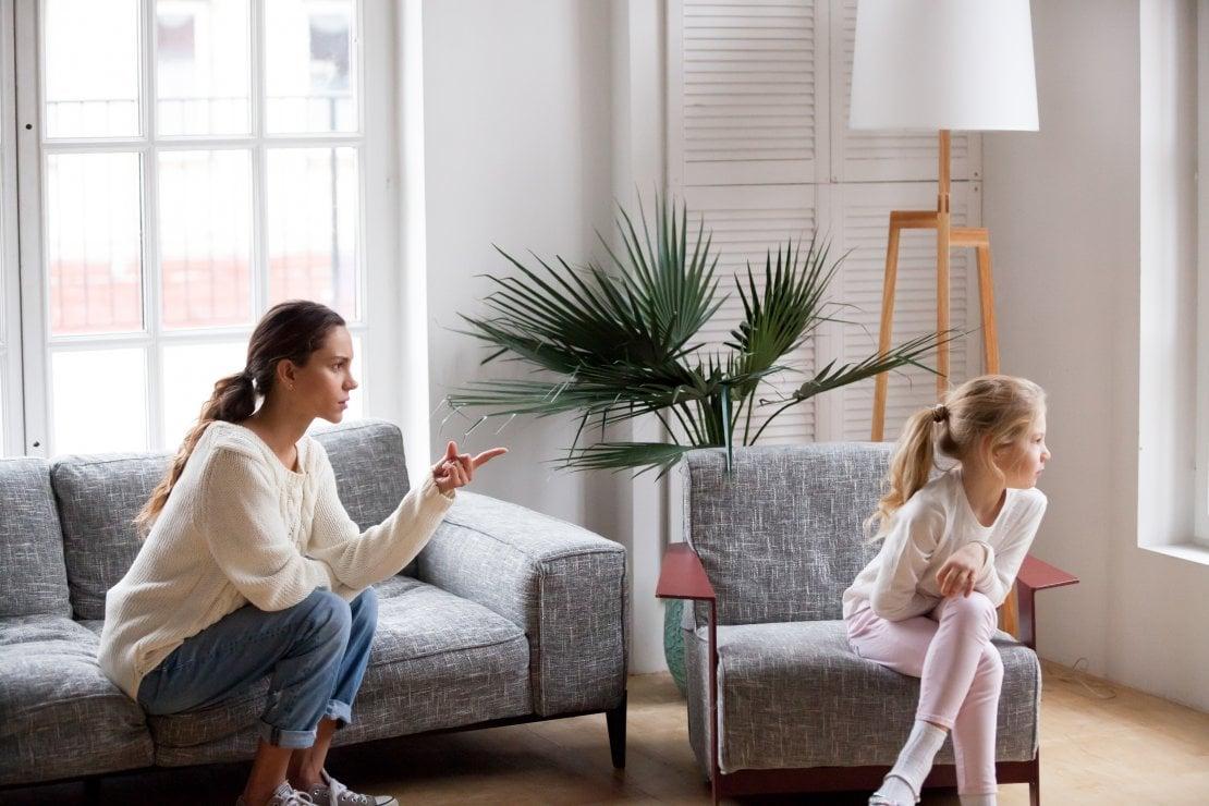 Cosa fare se i figli non ascoltano
