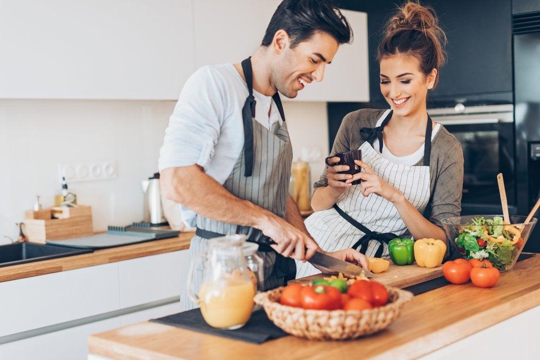 L Affinita Di Coppia Si Misura In Cucina La Repubblica