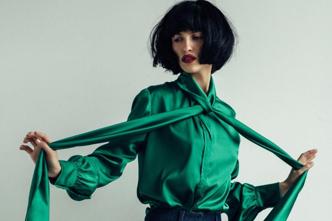 Colori Che Stanno Bene Insieme il significato psicologico del colore verde - moda - d.it