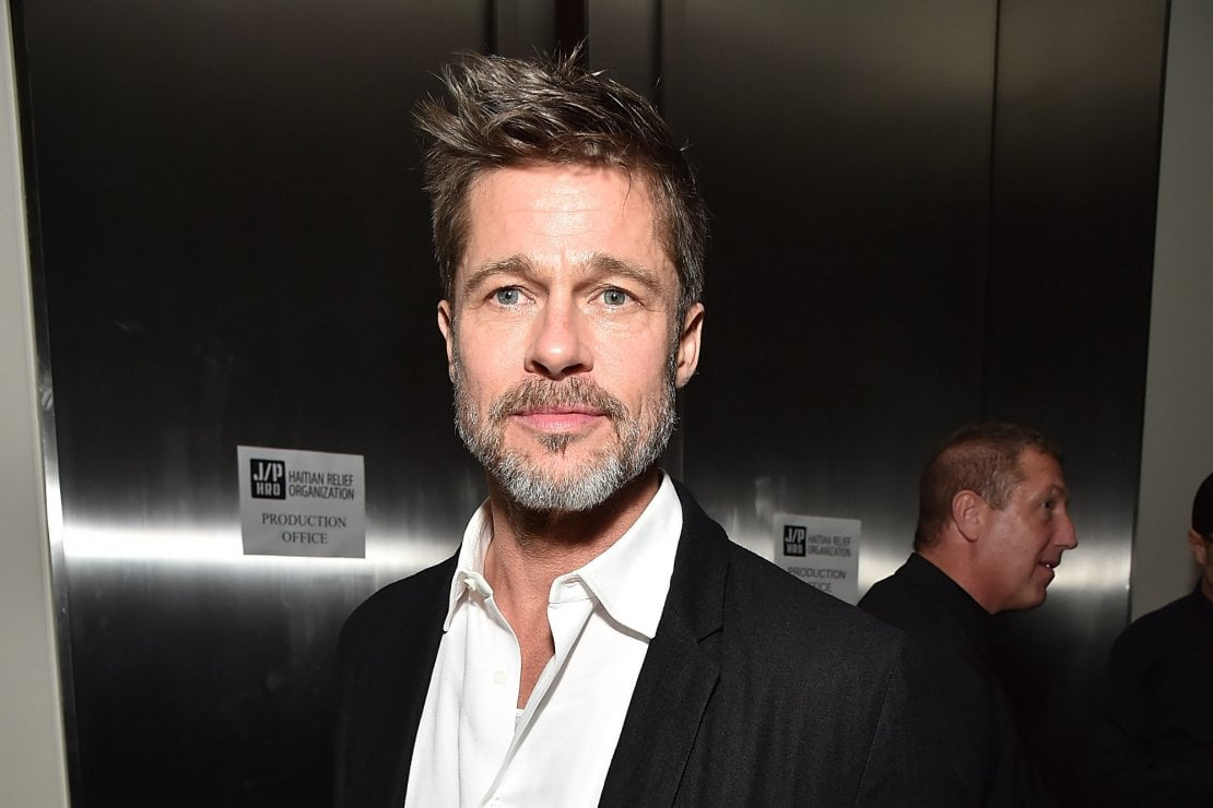 Brad Pitt, nato il 18 dicembre, Sagittario