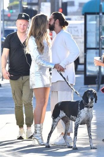 Heidi Klum si sposa con Tom Kaulitz dei Tokio Hotel