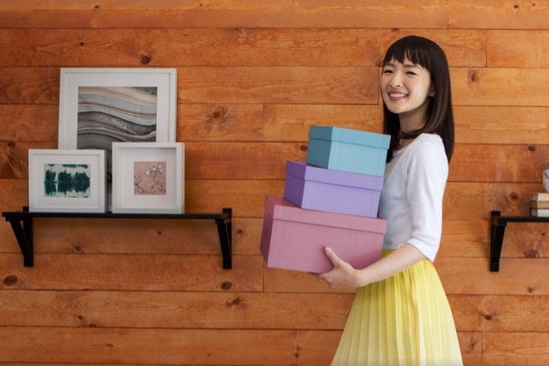 Marie Kondo: parte su Netflix la nuova serie per ''eliminare il superfluo e vivere felici''