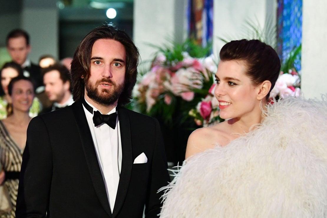Charlotte Casiraghi e Dimitri Rassam si sono lasciati due mesi dopo la nascita del figlio