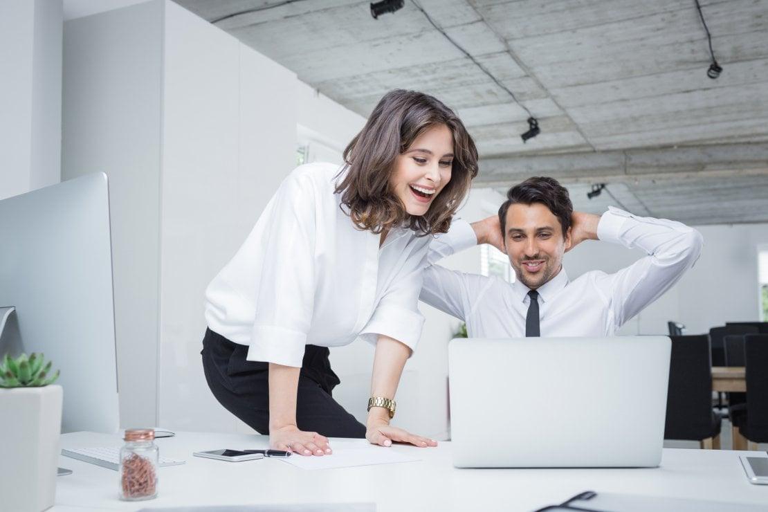 Coppie che avviano uno studio o un business assieme: rischi e opportunità