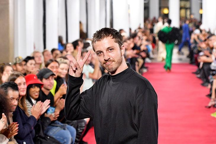 Glenn Martens, designer di Y/Project