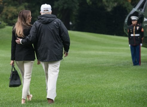 Melania Trump   Borse Hermès Birkin   Collezione da 114mila