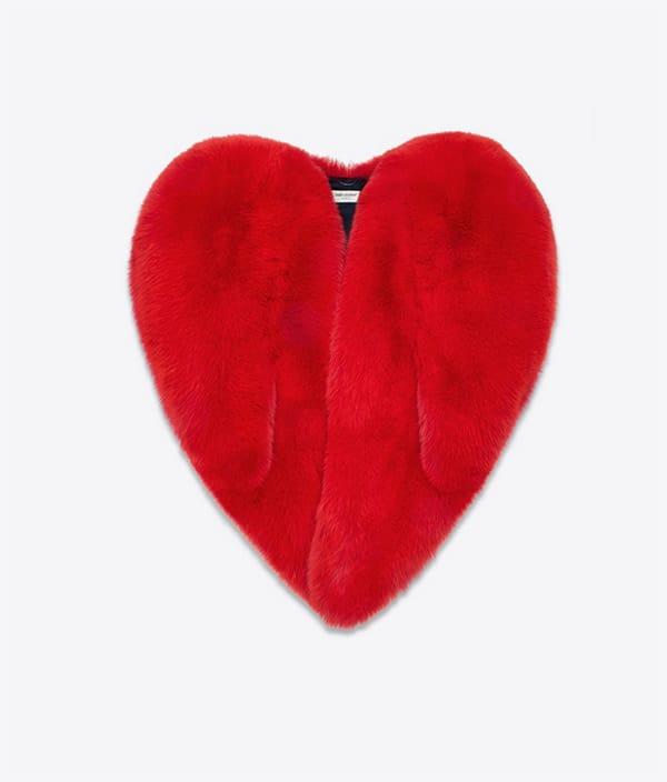 Matella a cuore, Yves Saint Laurent