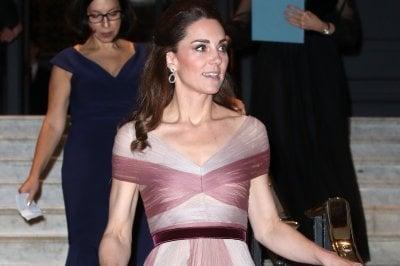 Kate Middleton: l'abito rosa da principessa delle fiabe è tra i più belli di sempre
