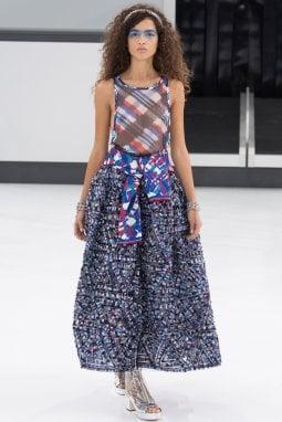 La prima sfilata di Chiara Scelsi è per Chanel, il primo provino per Karl Lagerfeld