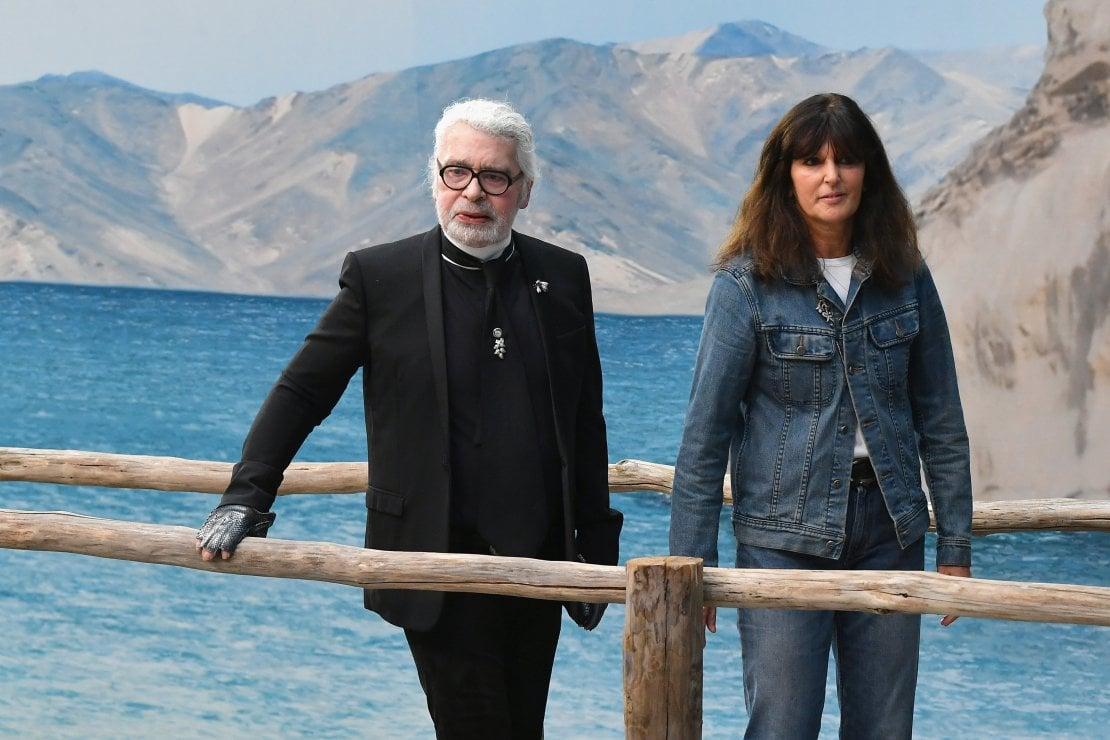 Chi è Virginie Viard, l'erede di Karl Lagerfeld