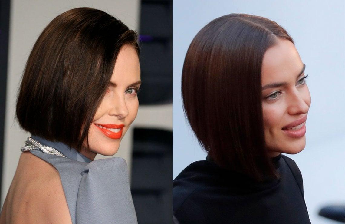 Oscar 2019: Charlize Theron e Irina Shayk scelgono il bob ...