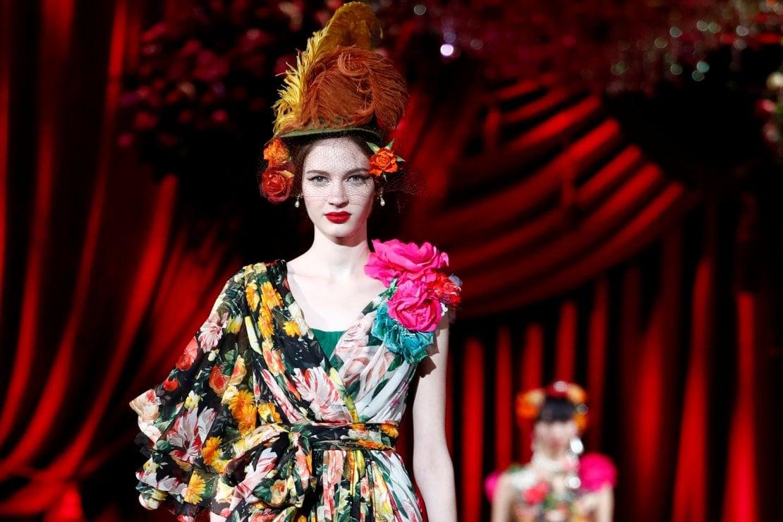 Dolce&Gabbana nel Paese del Bel Vestire