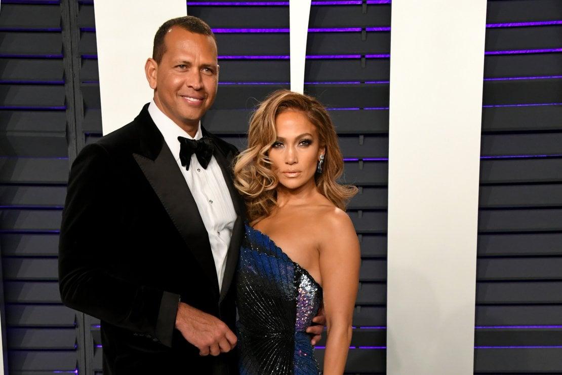 Jennifer Lopez si sposa (per la quarta volta) con Alex Rodriguez: ecco l'anello