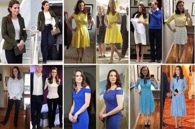 #RepliKate: l'hashtag che riunisce le donne che copiano i look di Kate Middleton