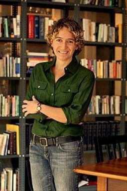 La giornalista americana Premio Pulitzer, Kathryn Schulz