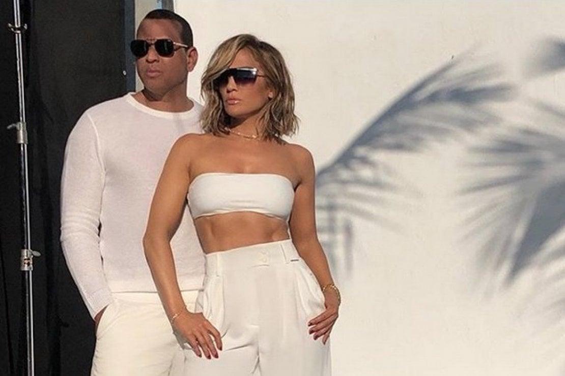 Jennifer Lopez e Alex Rodriguez sono sempre più una 'coppia-brand'. Ecco la loro collezione di occhiali