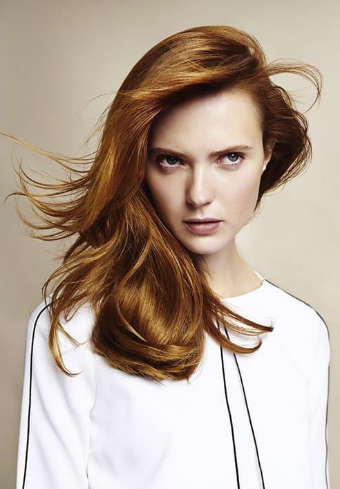 Biondi, castani e rossi: 30 colori per i capelli di primavera