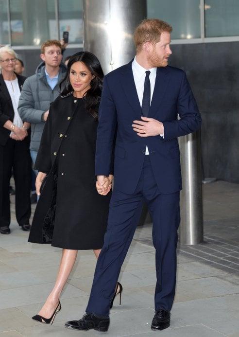 Aspettando il royal baby: i look più belli di Meghan Markle dal primo al nono mese di gravidanza