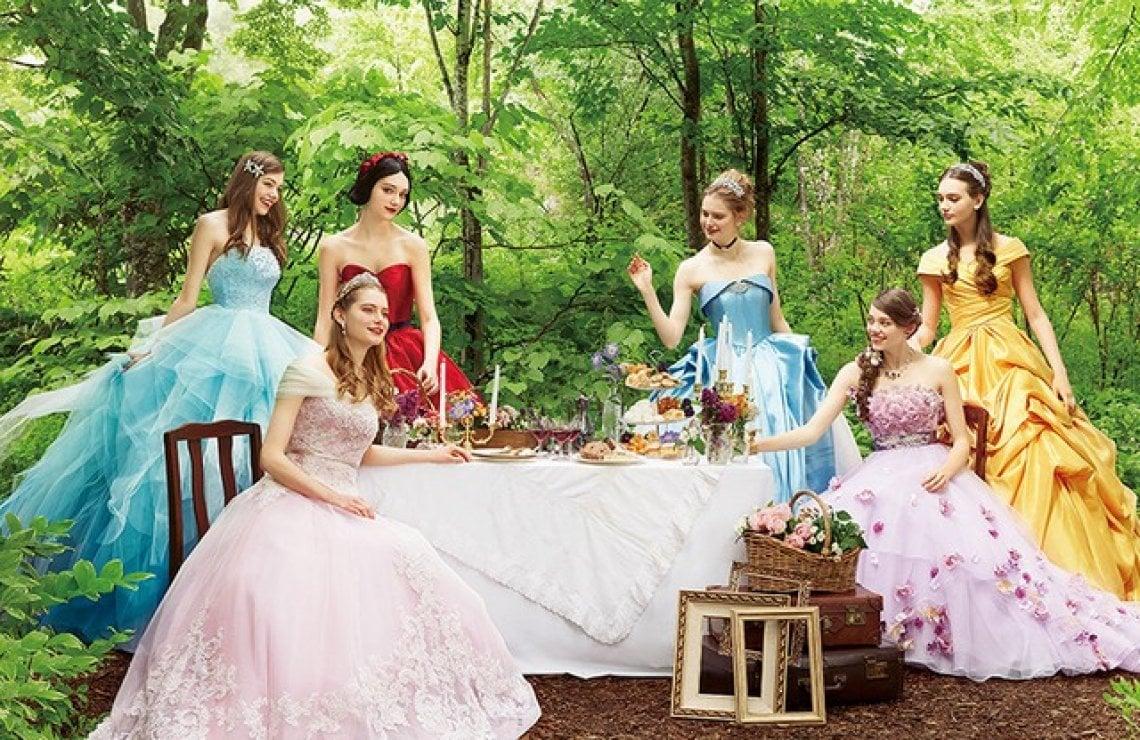 8b97ee1f04f6 Gli abiti da sposa ispirati alle principesse Disney - Moda - D.it Repubblica