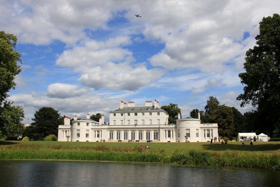 Frogmore Cottage, residenza nella proprietà del Castello di Windsor donata ai duchi di Cambridge dalla regina