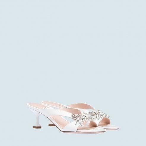 15 scarpe da sposa col tacco alto: femminili ed eleganti
