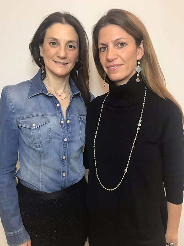 Elisa Marano e Marina Salerno