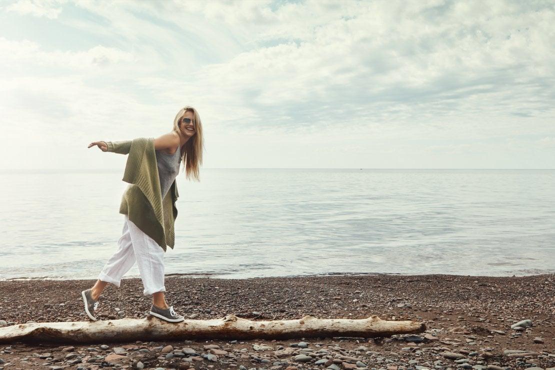 Psicologia della moda: la donna 'zen', poco attaccata agli oggetti, sempre in cerca di armonia