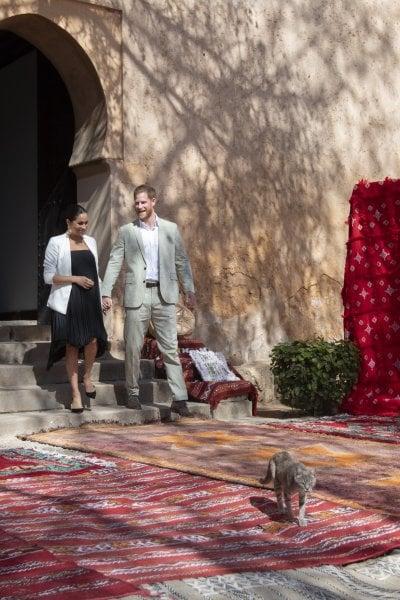 Harry e Meghan vanno a vivere con il figlio in Africa?