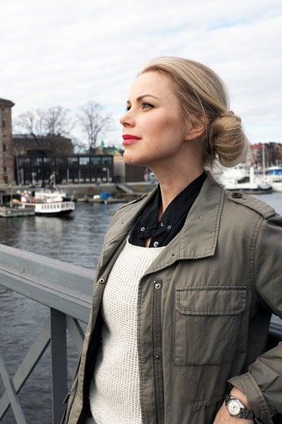 Hanna Lindberg: ''La mia Stoccolma tra luce e ombra''