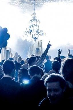 Il night club Café Opera dove è ambientato il primo thriller si Lindberg, Stockholm Confidential