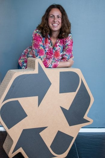Anna Maria Rugarli, Sustainability and Responsibility Senior Director di Vf per l'area EMEA