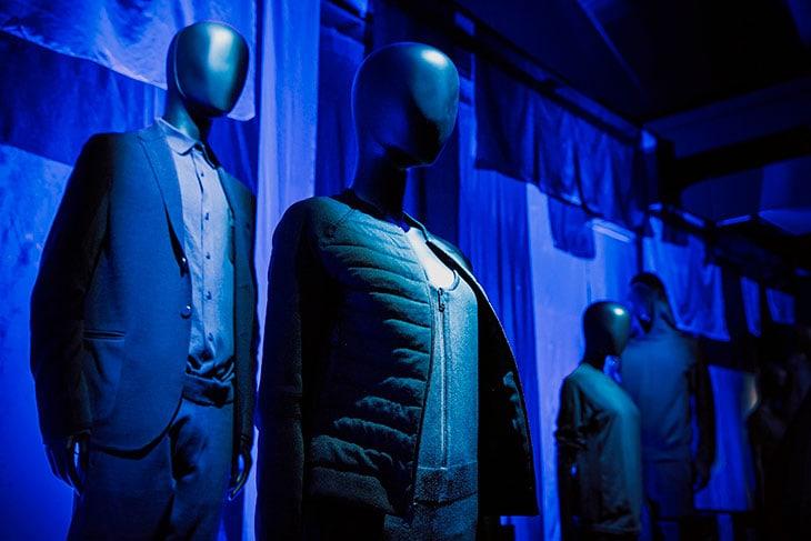 La collezione Ze-Knit di Napapijri, realizzata grazie alla tecnologia 3D, permette di ridurre gli scarti di materiale del 30%