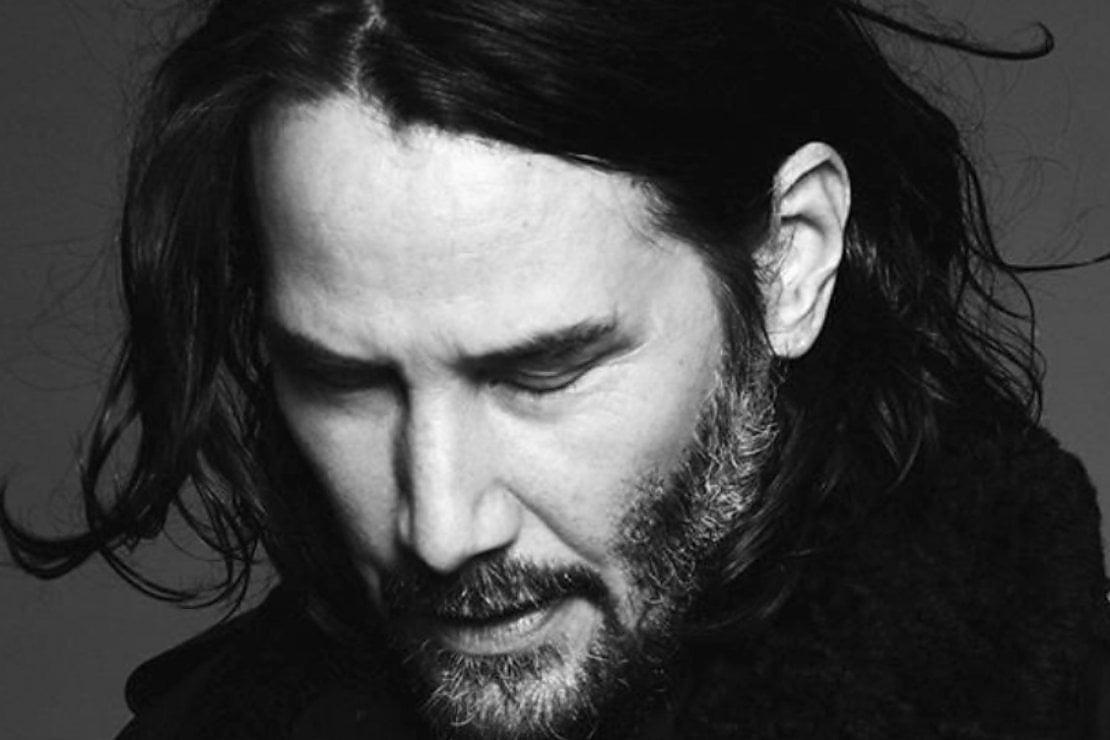 Keanu Reeves è il protagonista della nuova campagna Saint Laurent