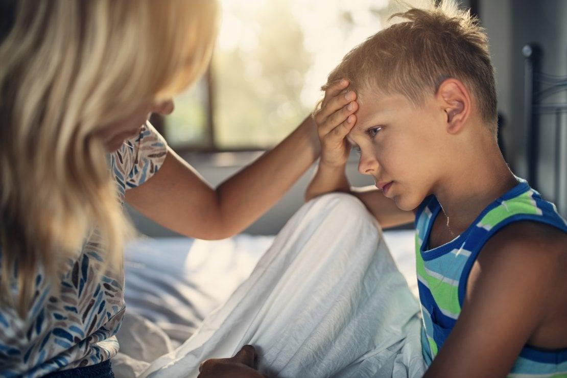 Bambino 7 Anni Comportamento.Mal Di Testa Nei Bambini Istruzioni Efficaci Per I Genitori Famiglia D It Repubblica