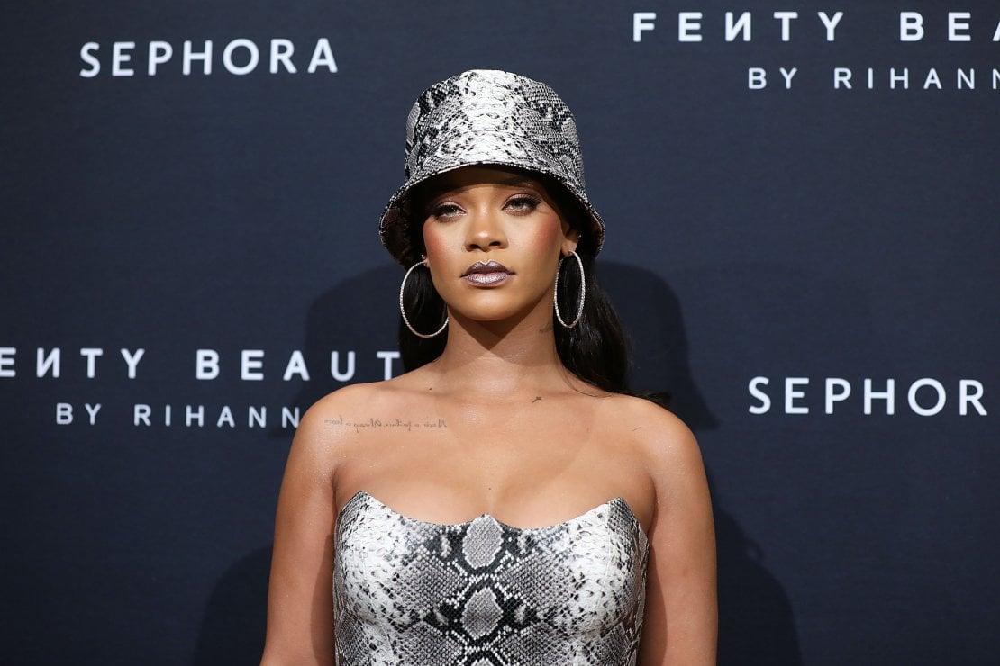 È ufficiale: Rihanna e LVMH insieme per un nuovo brand di moda