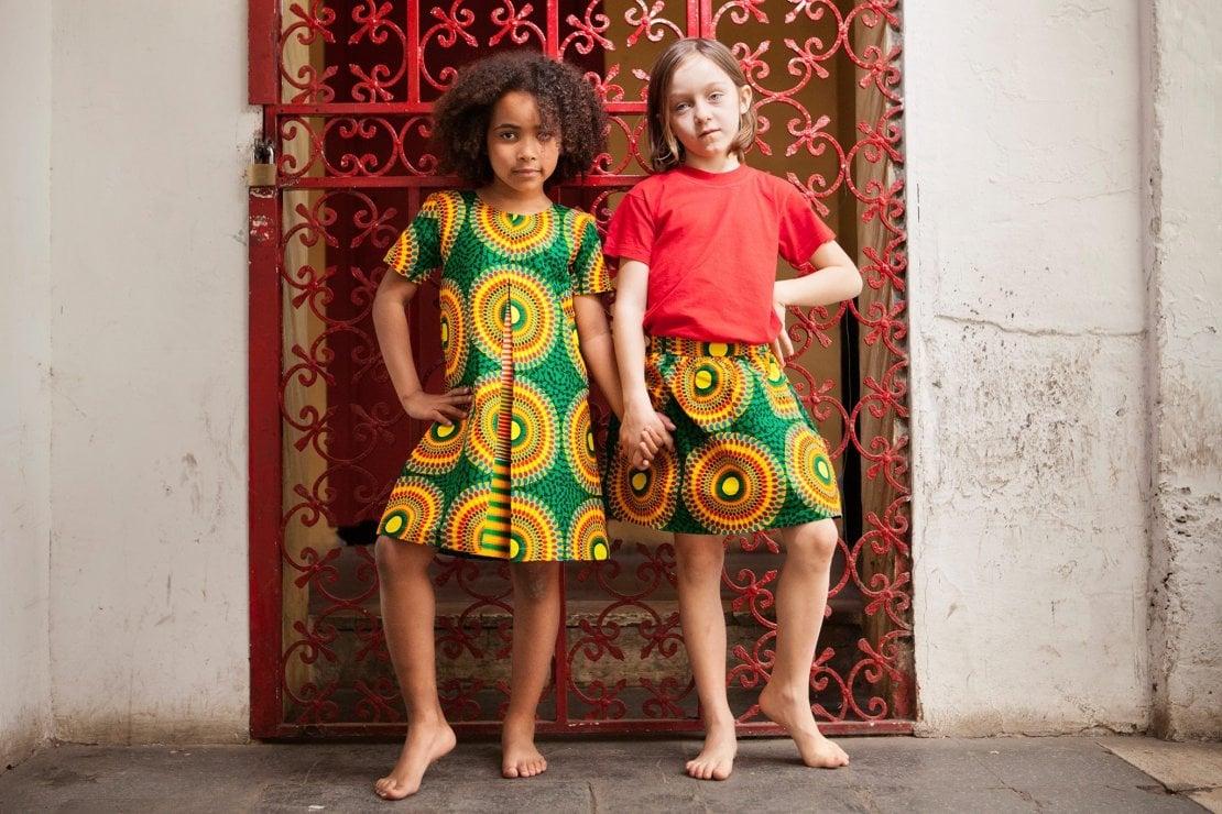 Coloriage: un atelier sociale per la moda etica