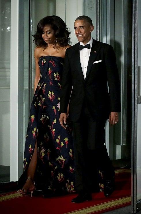 14aa1017cf56 Michelle Obama 2016. 1994 Lady Diana Spencer. 2014 Victoria Beckham