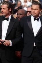 Cannes 2019: gli abiti più belli e gli attori più acclamati, Leonardo DiCaprio e Brad Pitt