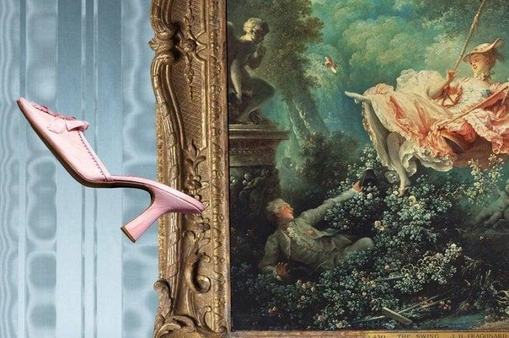 Le più belle scarpe di Manolo Blahnik in mostra a Londra