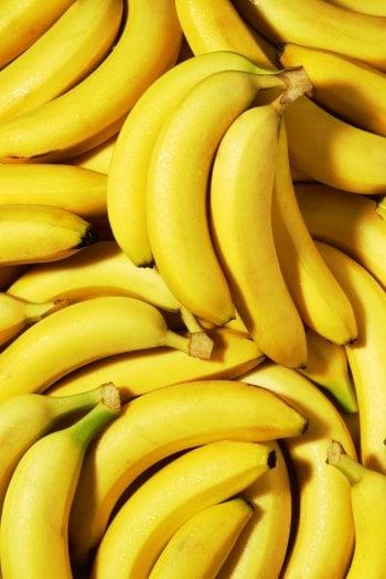 Ingrediente: la banana, idratante, illuminante e golosa
